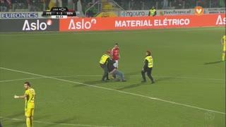 SL Benfica, Jogada, Adepto aos 87'