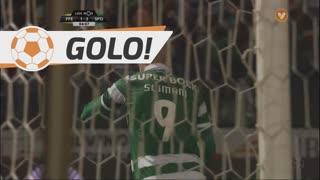 GOLO! Sporting CP, Slimani aos 84', FC P.Ferreira 1-3 Sporting CP