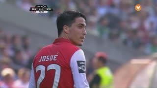 SC Braga, Jogada, Josue aos 74'