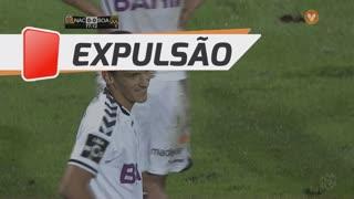 CD Nacional, Expulsão, Jota aos 78'