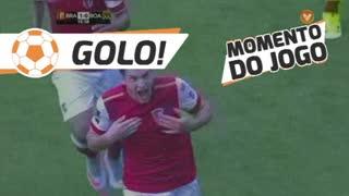 GOLO! SC Braga, Vukcevic aos 16', SC Braga 1-0 Boavista FC
