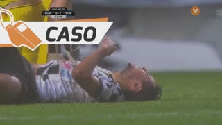 Boavista FC, Caso, Anderson Carvalho aos 53'