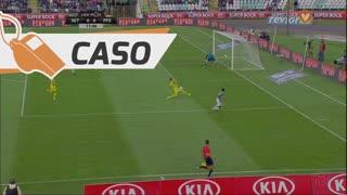 FC P.Ferreira, Caso, Miguel Vieira aos 11'
