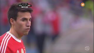 SL Benfica, Jogada, Gaitán aos 47'