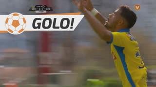 GOLO! FC Arouca, Jubal aos 18', FC Arouca 1-1 A. Académica