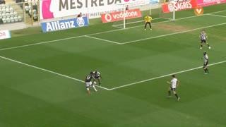 Moreirense FC, Jogada, Ença Fati aos 39'