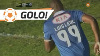 GOLO! Belenenses SAD, Luís Leal aos 71', FC Arouca 0-2 Belenenses SAD