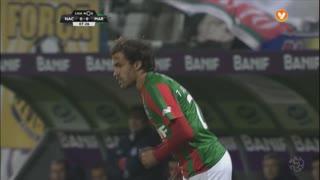 Marítimo M., Jogada, Tiago Rodrigues aos 7'