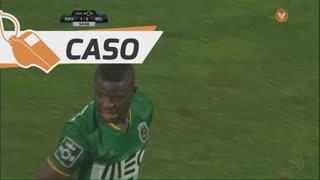 Rio Ave FC, Caso, Wakaso aos 54'