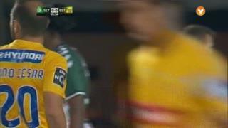 Estoril Praia, Jogada, Bruno César aos 6'
