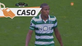 FC Porto, Caso, J. Corona aos 27'