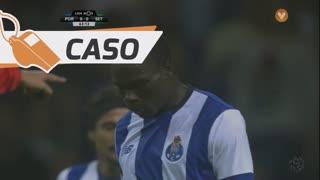 FC Porto, Caso, Aboubakar aos 63'