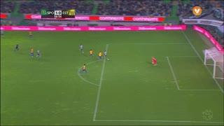 Sporting CP, Jogada, Gelson Martins aos 56'