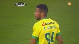 FC P.Ferreira, Jogada, Bruno Santos aos 2'