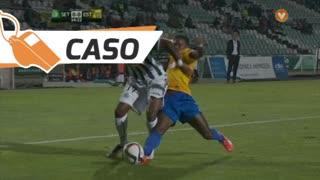 Vitória FC, Caso, Arnold aos 34'