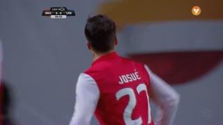 SC Braga, Jogada, Josue aos 7'