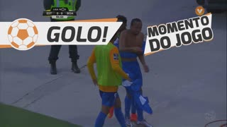 GOLO! Estoril Praia, Paulo Vinicius (p.b.) aos 87', Estoril Praia 1-0 Boavista FC
