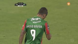 Marítimo M., Jogada, Dyego Sousa aos 14'