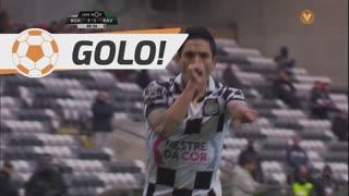 GOLO! Boavista FC, Renato Santos aos 49', Boavista FC 1-1 Rio Ave FC