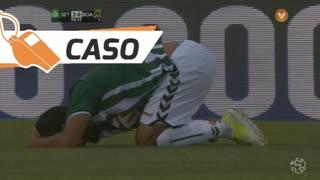 Vitória FC, Caso, Costinha aos 71'