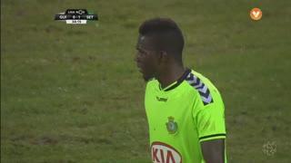 Vitória FC, Jogada, Salim Cissé aos 35'