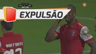 SC Braga, Expulsão, W. Boly aos 24'
