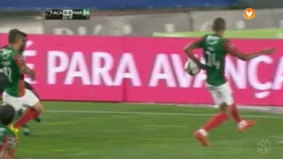 Marítimo M., Jogada, Rúben Ferreira aos 63'