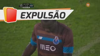 FC Porto, Expulsão, Aboubakar aos 90'+3'