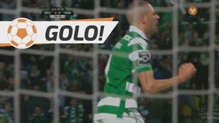 GOLO! Sporting CP, Slimani aos 76', Sporting CP 3-0 Marítimo M.