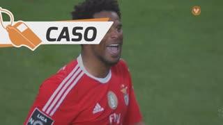 SL Benfica, Caso, Eliseu aos 48'