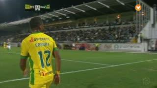FC P.Ferreira, Jogada, Paraiba aos 30'