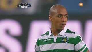 Sporting CP, Jogada, João Mário aos 71'