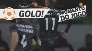 GOLO! Sporting CP, Bruno César aos 41', Vitória FC 0-2 Sporting CP