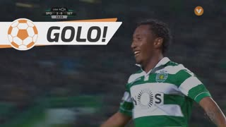 GOLO! Sporting CP, Gelson Martins aos 55', Sporting CP 3-0 Vitória FC