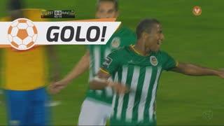 GOLO! Rio Ave FC, Zeegelaar aos 44', Estoril Praia 0-1 Rio Ave FC