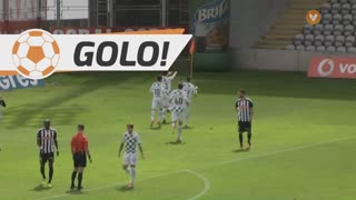 GOLO! Moreirense FC, Vitor Gomes aos 3', CD Nacional 0-1 Moreirense FC