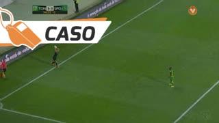 Sporting CP, Caso, João Pereira aos 90'+5'