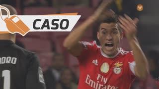 SL Benfica, Caso, Gaitán aos 31'