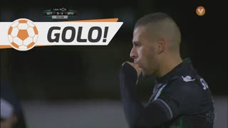 GOLO! Sporting CP, Slimani aos 52', Vitória FC 0-3 Sporting CP