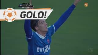 GOLO! Belenenses, M. Bakić aos 24', Belenenses 2-0 Vitória SC