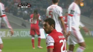 SC Braga, Jogada, Hassan aos 37'