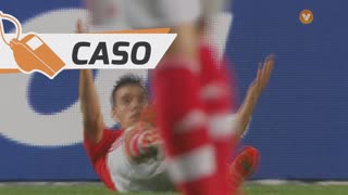 SL Benfica, Caso, Gaitán aos 80'