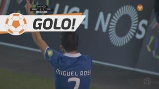 GOLO! Belenenses SAD, Miguel Rosa aos 65', Marítimo M. 0-2 Belenenses SAD
