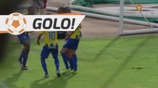 GOLO! U. Madeira, A. Shehu aos 30', U. Madeira 1-0 CD Nacional
