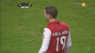 SC Braga, Jogada, N. Stojiljković aos 34'