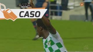 Moreirense FC, Caso, Ença Fati aos 62'