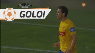 GOLO! Estoril Praia, Léo Bonatini aos 40', Estoril Praia 2-0 Vitória FC