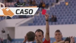 Belenenses SAD, Caso, Filipe Ferreira aos 44'