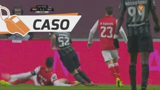 Vitória SC, Caso, Otavinho aos 58'