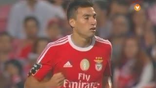 SL Benfica, Jogada, Gaitán aos 44'